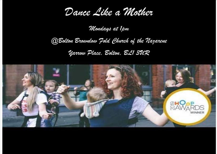 Dance Like a mother promo